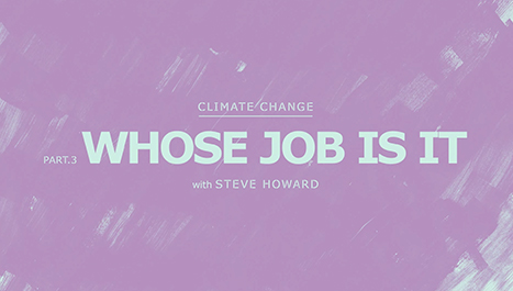 Climate Changing Job